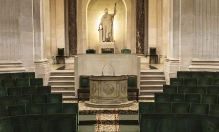 Le fauteuil maudit de l'Académie française