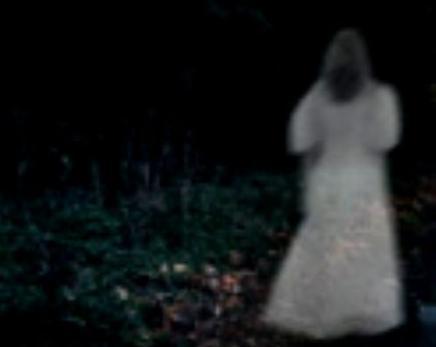 la légende de la dame blanche de Chapareillan